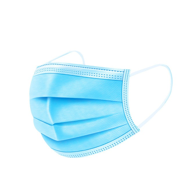 50PCS Disposable Protective Face Masks